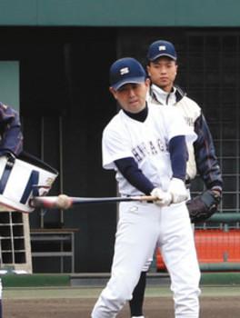 滋賀学園 野球塾(下)指導者編