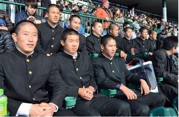 静岡の控え部員、練習サポート 選抜甲子園開幕