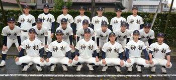 九州大会 鹿児島県代表の横顔 神村学園は強力打線