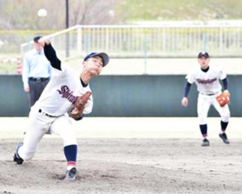 県北は保原が5回コールド勝ち 春季福島県支部予選