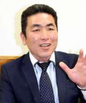 広島 県高野連の専務理事に就任した久保陵二さん