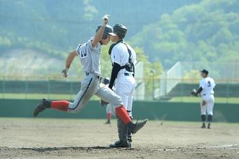 鯖江、奥越明成との接戦制し8強 春季福井県大会