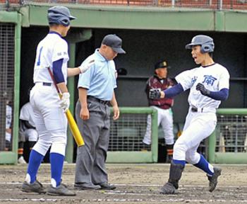 光南、3投手継投で福島に5-1快勝 春季福島県大会