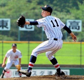 関東大会 浦和学院、前橋育英に競り勝ち4強