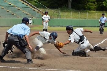 静岡 掛川市交流戦 夏シードの2校が快勝