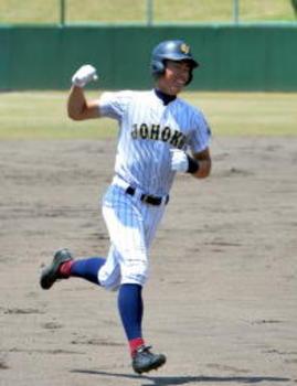 春の高校野球中国大会 鳥取城北 初V