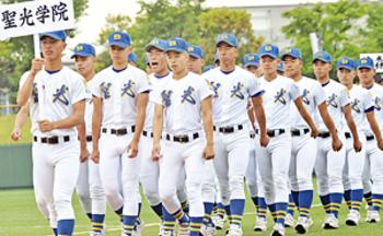 「春季東北地区高校野球」開幕 熱戦突入!福島県3校勝利誓う