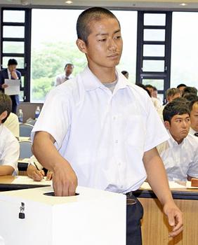 「夏の高校野球福島大会」組み合わせ決定 7月7日・熱戦開幕