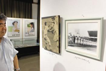 桐生市の高校野球史を振り返る企画展開催 写真など240点