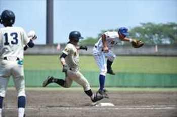 真岡、逆転サヨナラで2回戦へ 夏の栃木大会