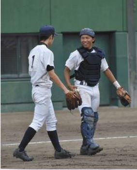 練習も試合も楽しめた、小牧・井上怜選手 愛知大会