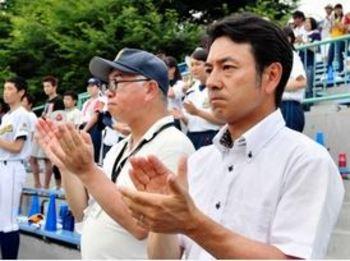 元アナの西宮今津顧問・清水さん「野球の怖さ実感」