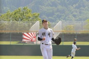 奥越明成、鯖江に競り勝ち2回戦へ 夏の福井大会
