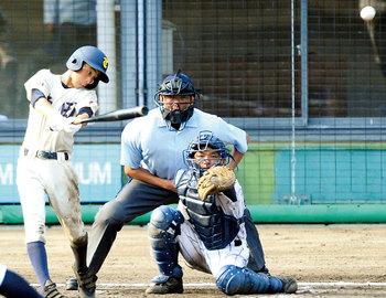 津田サヨナラ勝ち 第99回夏の高校野球香川大会第6日