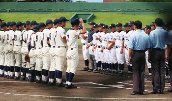 新川、不二越工など2回戦へ 夏の高校野球富山大会