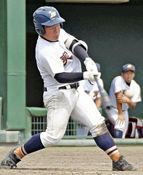 白河実、帝京安積に5-4競り勝つ 中村駿が殊勲『夏800号』