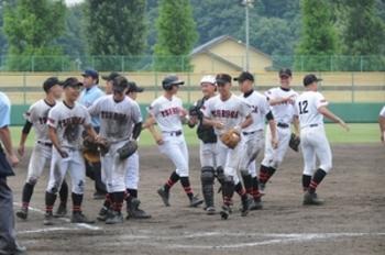 敦賀、シード高志下し2回戦進出 夏の福井大会