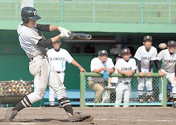 夢の甲子園へ熱戦開幕、浜田サヨナラ勝ち 夏の島根大会