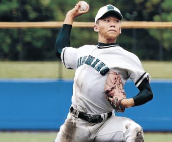 金沢西の柳橋投手が完全試合 石川大会史上初めて