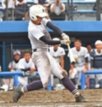 浜松商、常葉大菊川に打ち勝つ 静岡大会準々決勝