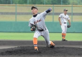 坂井、武生破り2年連続4強入り 福井大会