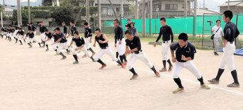 三本松、聖地へ気持ち新た 高校野球香川県大会