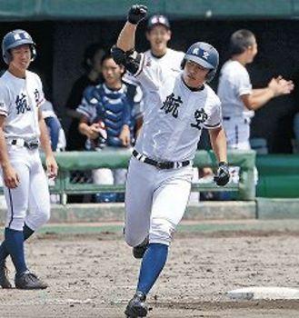 航空石川、寺井が4強進出 高校野球石川大会