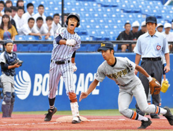 東東京大会 29日決勝は東海大高輪台-二松学舎大付