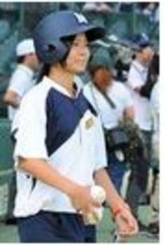 藤枝明誠 甲子園練習 女子マネ、静岡県代表で初参加