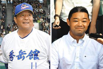 横浜 11日初戦 両監督が展望