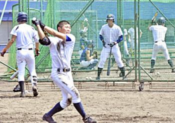 聖光学院、10日・夏の甲子園「初戦」 第3試合・おかやま山陽