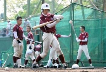 早稲田佐賀 最終調整 快音響く 10日初戦