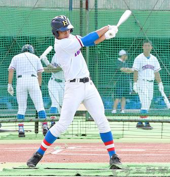 花咲徳栄、2回戦へ練習再開 変化球への対策進める