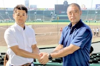 坂井VS明豊、両監督が描く展望 相手の印象や戦い方は