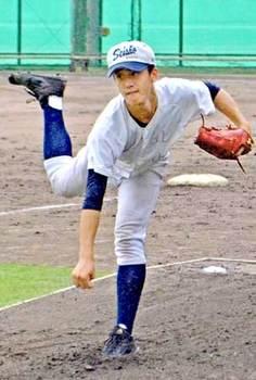 <京都成章リポート>エース50球、左対策入念に