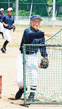 富山商頂点狙う 全国高校軟式野球24日開幕、大井監督に勇退の花道を