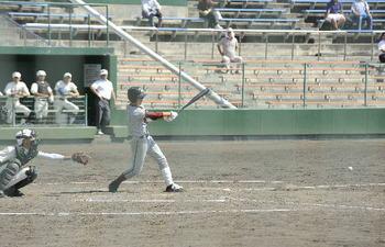 八戸西、工大一が県大会へ 秋季青森県地区予選
