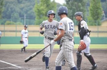 敦賀気比、武生商破り2回戦進出 秋季福井県大会