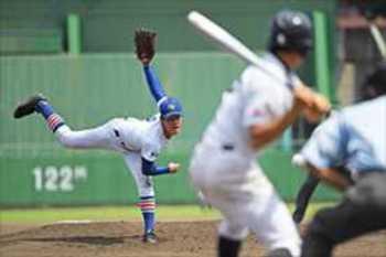 石川(青藍泰斗)がプロ志望届 日本高野連が公表