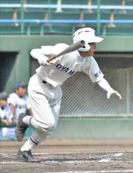 作新10-0快勝、小山7年ぶり3回戦へ 秋季栃木県大会