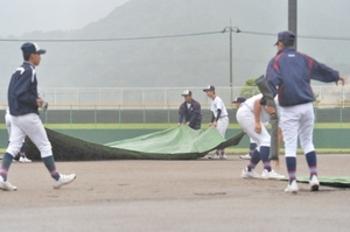 敦賀の2試合時間変更 正午から開始 福井県大会