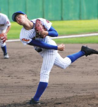 千葉 秋季大会 中央学院2年の大谷拓海投手