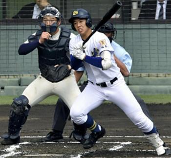 聖光学院が怒濤の攻め 5番須田、昨年の雪辱...好投手を攻略