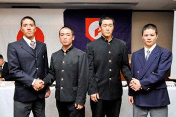 秋季四国高校野球、12校対戦カード決定