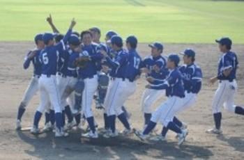 環太平洋大が3年連続神宮大会へ 大学野球、中四国地区代表決定戦
