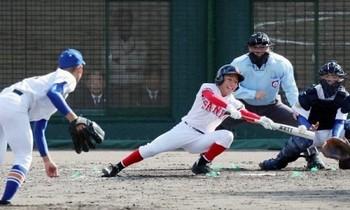 山陽、初のセンバツ出場確実 秋の中国高校野球大会決勝進出