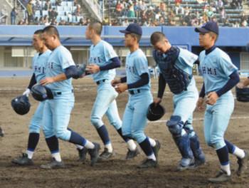 近江、準決勝で大阪桐蔭に敗退 秋季近畿高校野球
