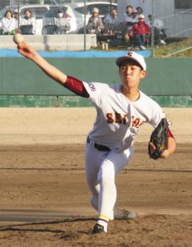 星城が8年ぶり優勝 高校野球尾東大会