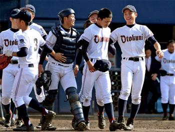 乙訓は逆転サヨナラ負け、近江は完封負け 秋季近畿高校野球