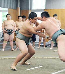 個人無差別は塚原初V、団体は埼玉栄V 埼玉高校相撲